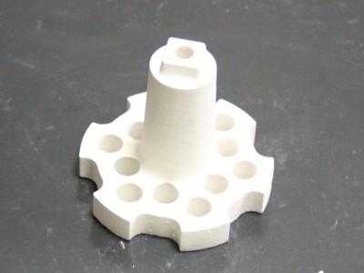 ラジアント用コア六片型